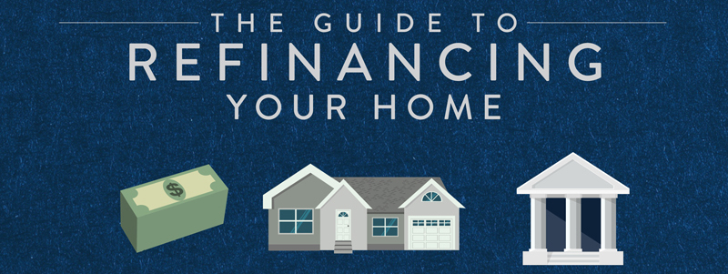 Our Guide to Refinancing Your Mortgage