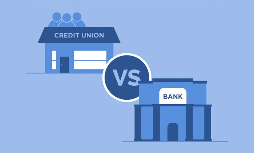 Breaking Down the Difference Between Credit Unions and Banks